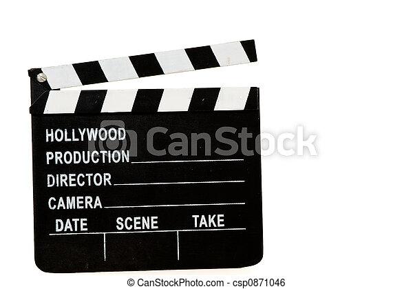 Director Sign - csp0871046