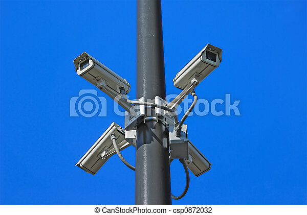 Security Cameras - csp0872032