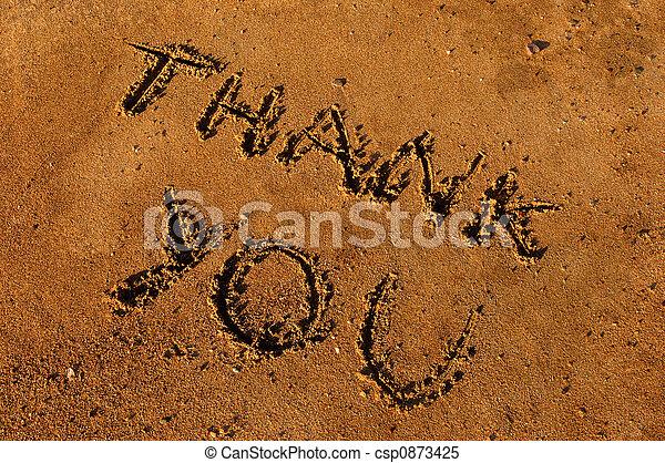 Thank you - csp0873425