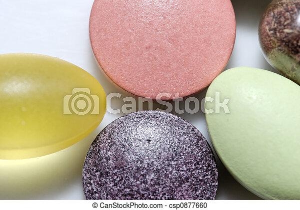 Vitamins and Minerals - csp0877660