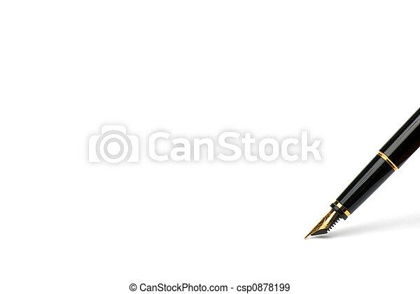Exclusive pen. - csp0878199