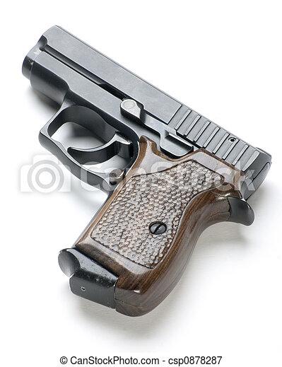 handgun - csp0878287