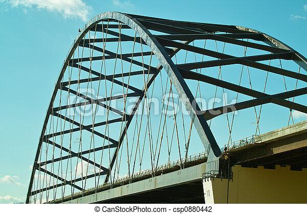 The Bridges Arch - csp0880442