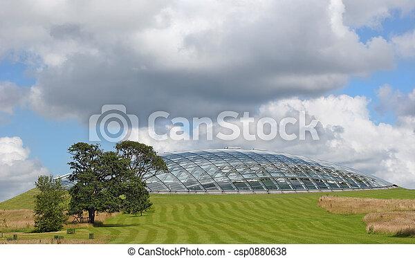 Futuristic Eco Dome - csp0880638