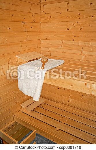 images de sauna int rieur int rieur sauna serviette. Black Bedroom Furniture Sets. Home Design Ideas
