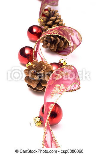 christmas ornaments - csp0886068