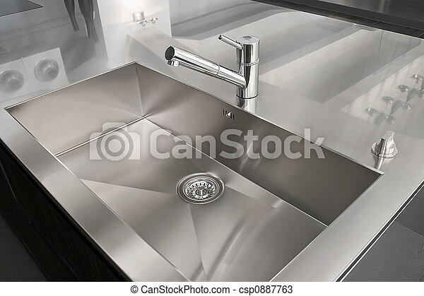 Kitchen sink - csp0887763