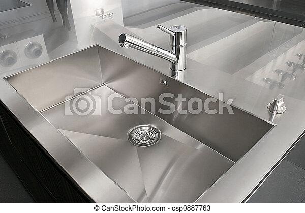 Kitchen sink - csp0887763