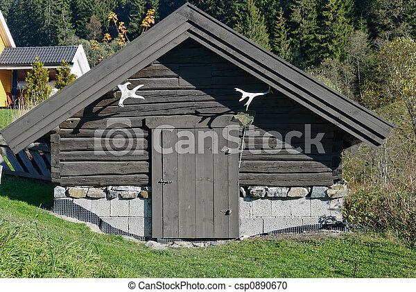 Storage House - csp0890670