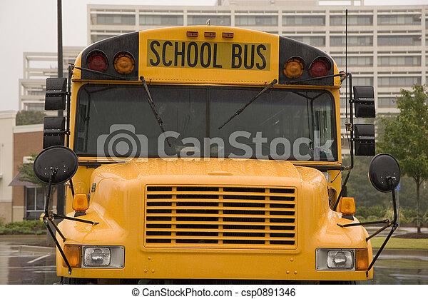 Wet School Bus
