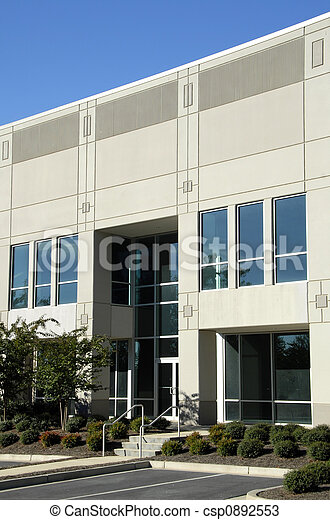 Commercial Office Center - csp0892553