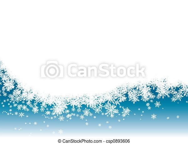 snow reveal - csp0893606