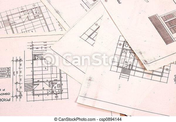 projet,  architecture - csp0894144