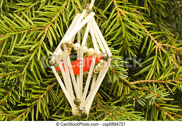 Old Christmas Decoration