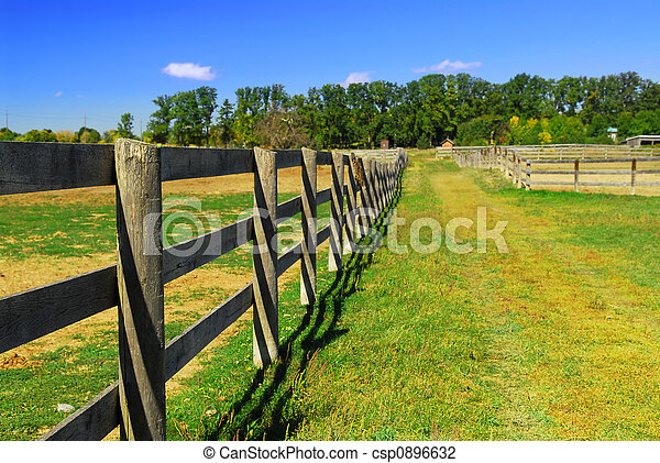 Rural landscape - csp0896632