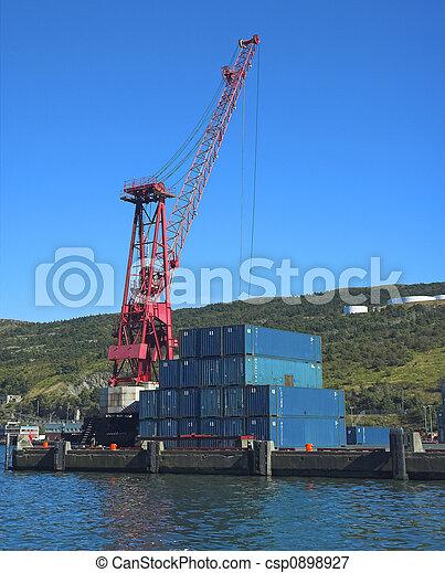 Docks - csp0898927