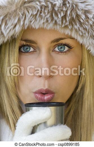 Warm Drink - csp0899185