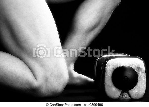 nue,  Fitness - csp0899496