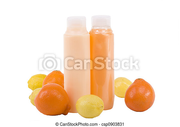 Hygienic Supplies With Fruits - csp0903831