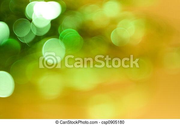 De-focused Festive background - csp0905180