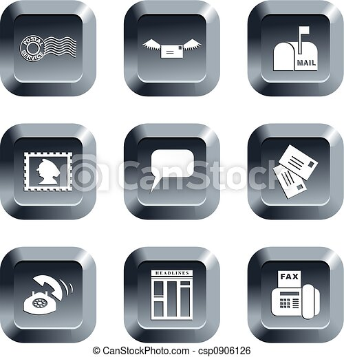 communication buttons - csp0906126