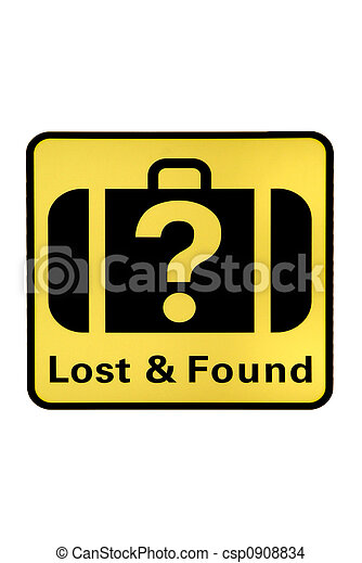 Lost and Found - csp0908834