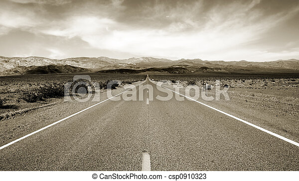 Road to eternity - csp0910323