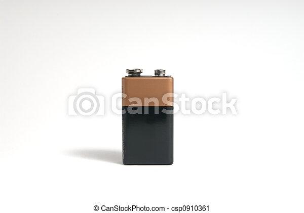 Nine Volt Battery - csp0910361