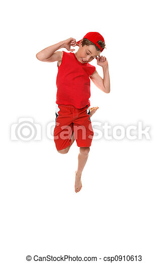 hombre que baila con un solo pie