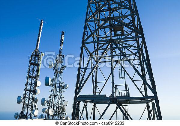 telecommunications towers 4 - csp0912233