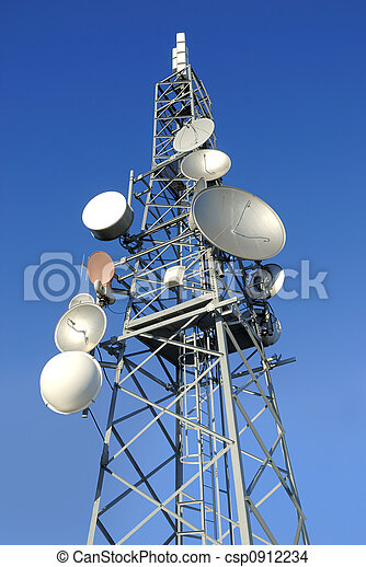 telecommunications tower - csp0912234