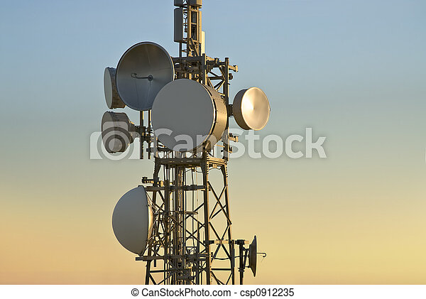 telecommunications tower - csp0912235