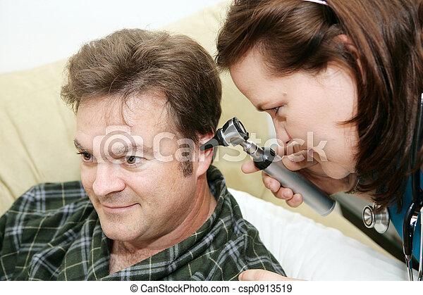 Home Health - Otoscope - csp0913519