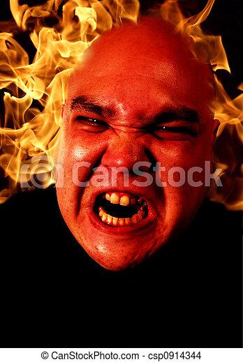 Anger management - csp0914344