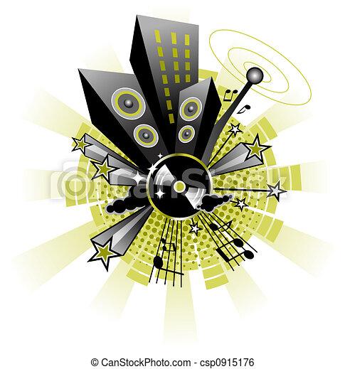 Music City - csp0915176