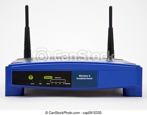 Wireless Broadband Router - csp0915335