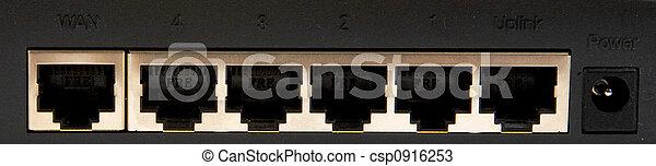 Broadband Router - csp0916253