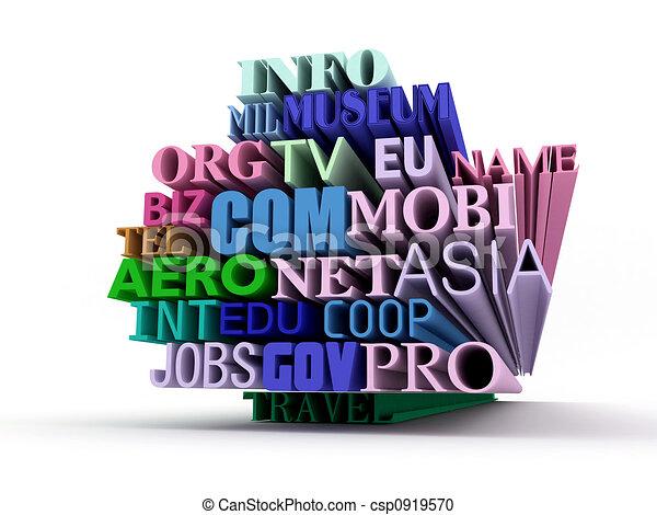 domains - csp0919570