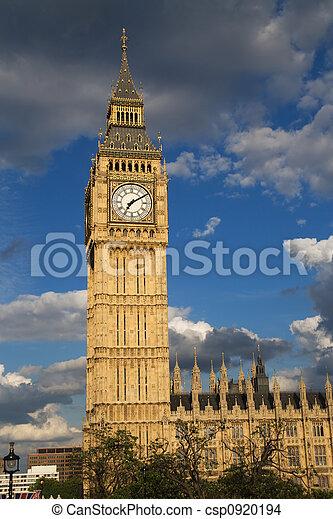 london landmark - csp0920194