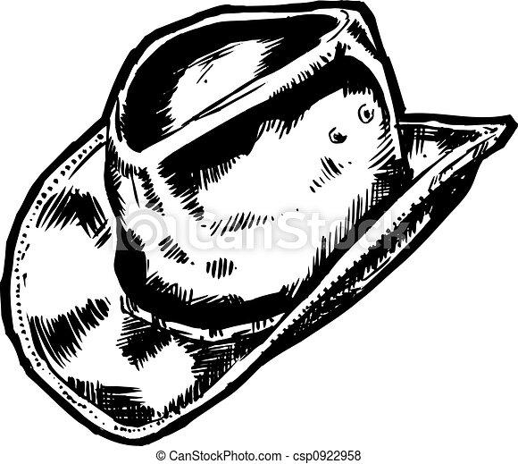 Cowboy hat Illustrations and Clip Art. 5,347 Cowboy hat royalty ...