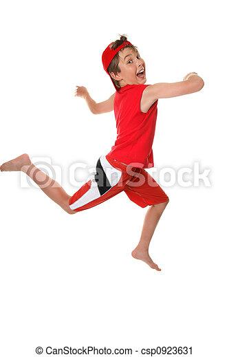 Leap for Joy - csp0923631