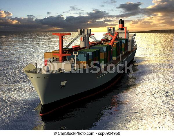 cargo freighter - csp0924950