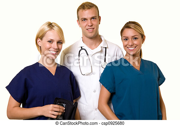 Medical team - csp0925680