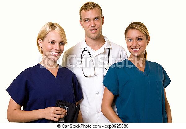 Medical team - csp0925680