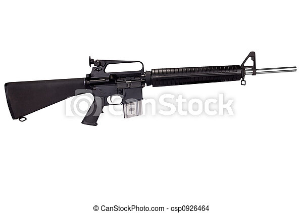 Machine gun - csp0926464