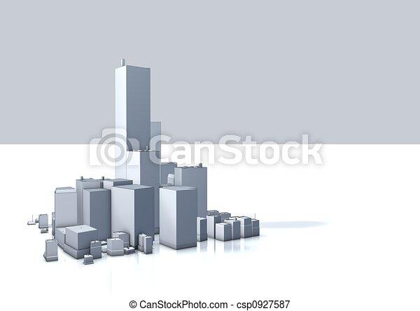 cityscape - csp0927587