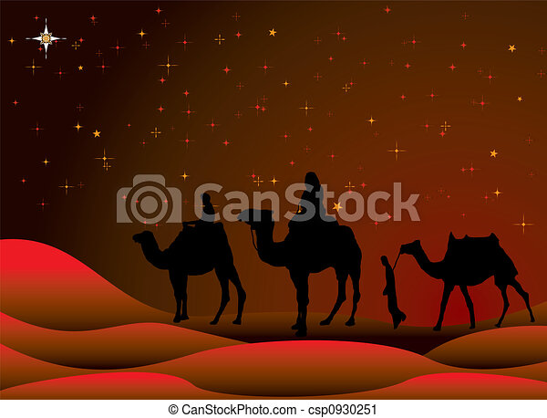 christmas journey - csp0930251