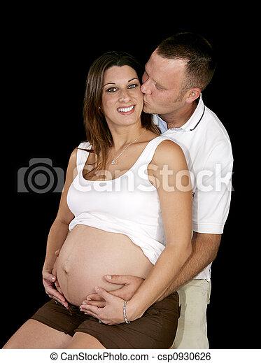 New Parents Tenderness - csp0930626