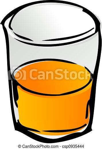 orange juice clip art