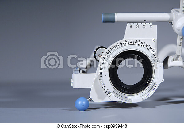 Optometrist trial frame - csp0939448